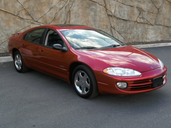 2001 Dodge Intrepid R/T picture, exterior