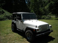 Picture of 1997 Jeep Wrangler, exterior, gallery_worthy