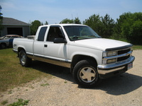 Picture of 1998 Chevrolet C/K 1500 Ext. Cab 6.5-ft. Bed 4WD, exterior