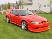 2000 Ford Mustang SVT Cobra, 2003 Ford Mustang SVT Cobra 2 Dr Supercharged Coupe picture, exterior
