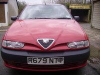 Picture of 1998 Alfa Romeo 146, exterior, gallery_worthy