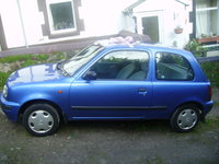Picture of 1995 Nissan Micra, exterior, gallery_worthy