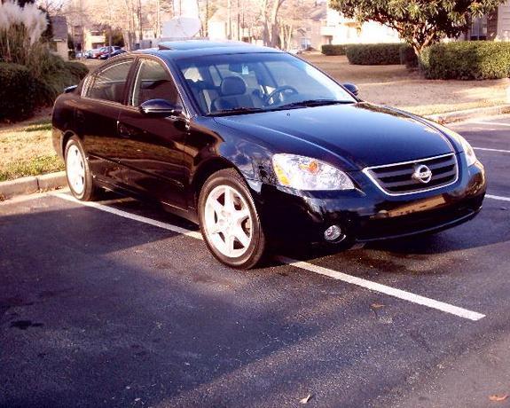 2003 Nissan Altima 3.5 SE picture, exterior