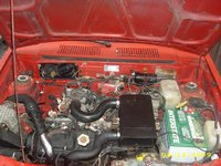 Picture of 1987 Chevrolet Sprint, engine