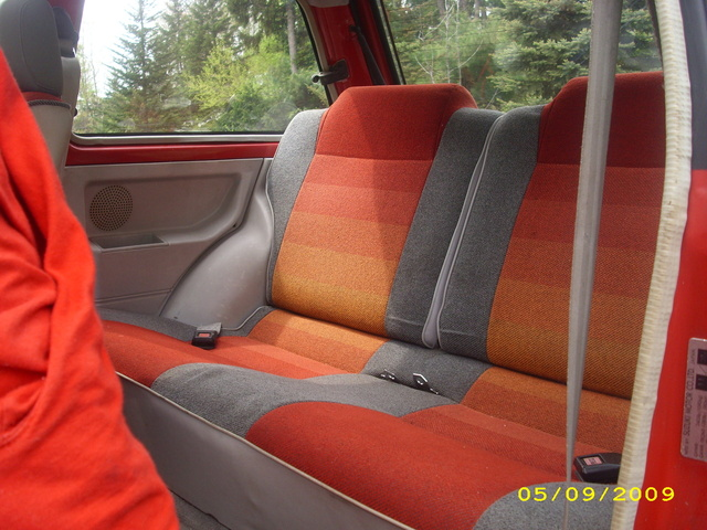 Picture of 1987 Chevrolet Sprint, interior, gallery_worthy