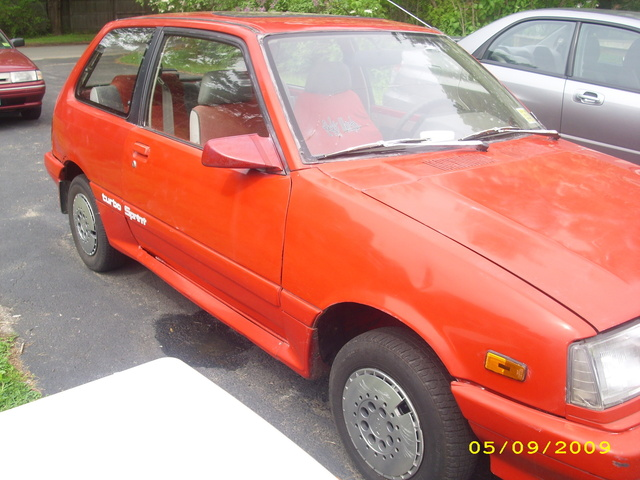 Picture of 1987 Chevrolet Sprint
