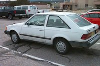 Picture of 1986 Ford Escort, exterior