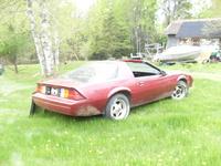 Picture of 1985 Chevrolet Camaro Base, exterior