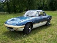 1972 Lotus Elan Overview