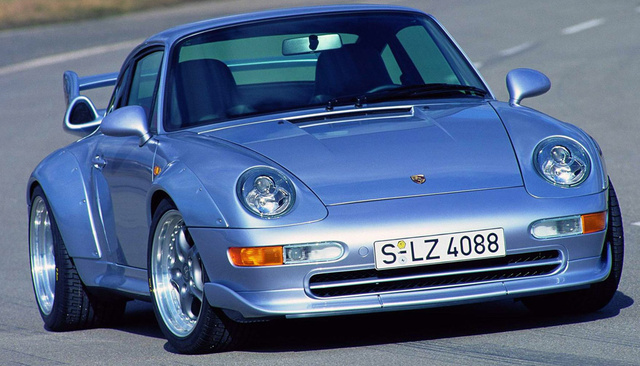 Picture of 1995 Porsche 911, exterior, gallery_worthy