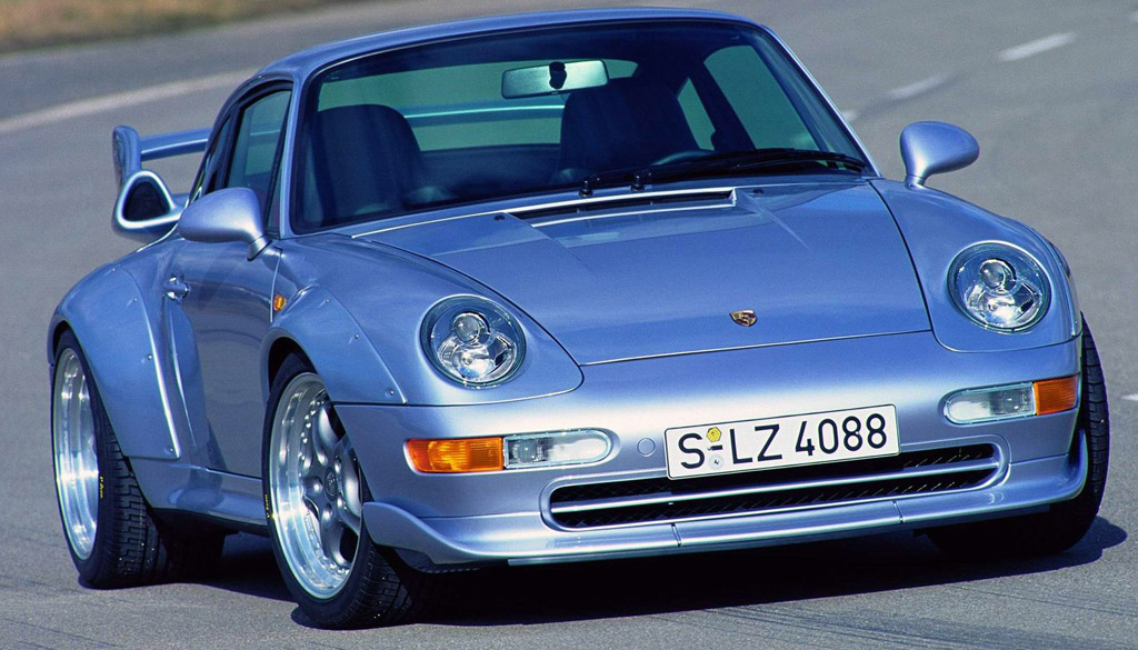 Picture of 1995 Porsche 911, exterior