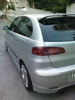 Picture of 2004 Seat Ibiza, exterior