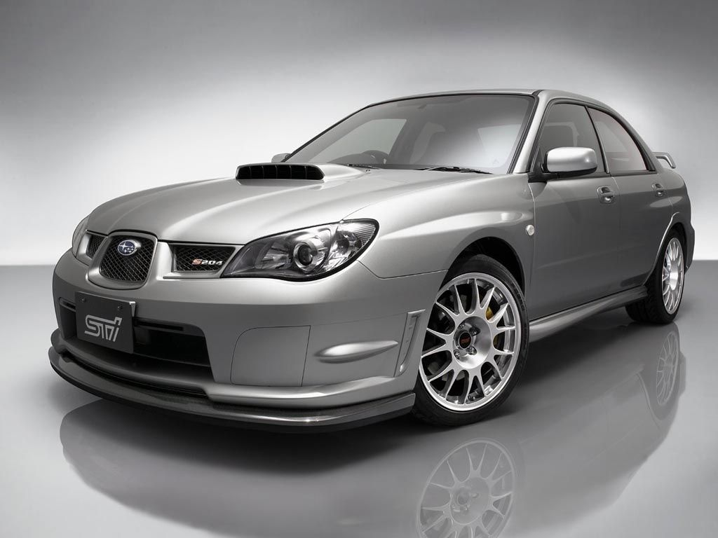 2006 subaru wrx sti review