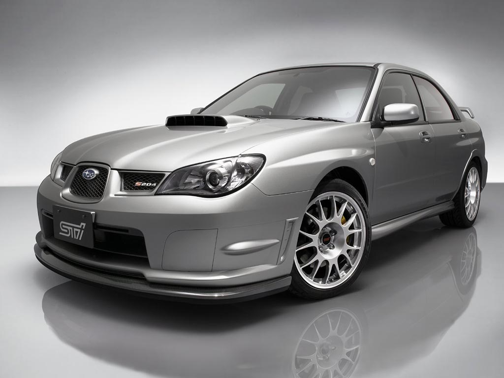 Picture of 2006 Subaru Impreza WRX STi