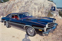 1976 Ford Elite, Paid $7,300 in Shreveport, La in late 1975, Sold In Berlin Germany for $4,500 in 1979.The Hood alone was longer than most of the East German cars at the time. Tempelhof Airman, exteri...
