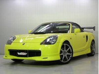 2002 Toyota MR2 Spyder Picture Gallery