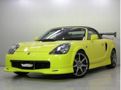 Picture of 2002 Toyota MR2 Spyder