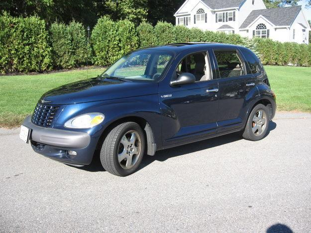 2002 Chrysler Pt Cruiser Pictures Cargurus