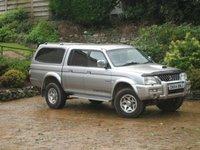 2004 Mitsubishi L200 Overview