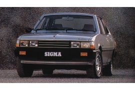 Picture of 1982 Mitsubishi Sigma
