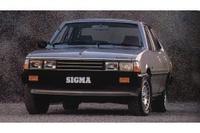 1982 Mitsubishi Sigma Overview
