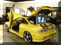 Picture of 1998 Acura Integra RS Hatchback, exterior, interior