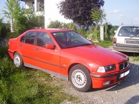 1993 BMW 3 Series, 1993 BMW 316 picture, exterior