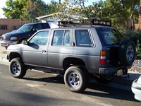 Picture of 1991 Nissan Pathfinder 4 Dr XE 4WD SUV, exterior
