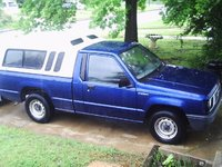 Picture of 1993 Mitsubishi Mighty Max Pickup 2 Dr STD Standard Cab SB, exterior