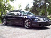 Picture of 1999 Pontiac Grand Prix 4 Dr GTP Supercharged Sedan, exterior
