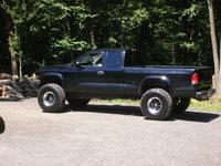 1998 Dodge Dakota, dakota lifted with 35s, exterior
