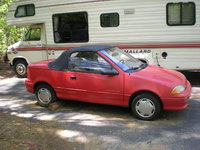 Picture of 1992 Geo Metro 2 Dr LSi Convertible, exterior, gallery_worthy
