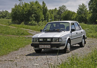 1988 Skoda 130 Overview