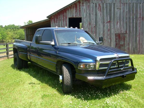 2001 Dodge Ram Pickup 3500 Quad Cab LB picture
