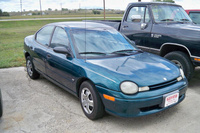 1995 Chrysler Neon Overview