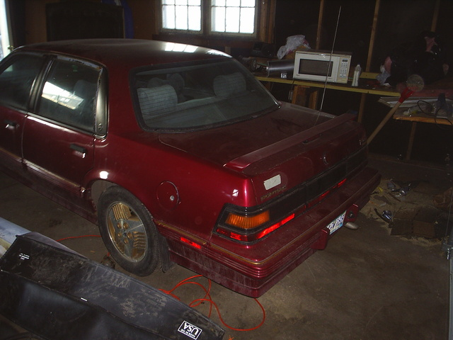 Picture of 1989 Pontiac 6000, exterior, gallery_worthy