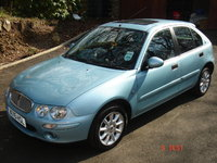 2000 Rover 25 Overview