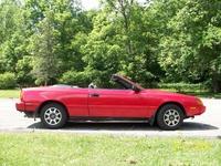 1989 Toyota Celica GT-S convertible, 1989 Toyota Celica GT, exterior