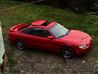 Picture of 1995 Mazda MX-6 2 Dr LS Coupe, exterior, gallery_worthy