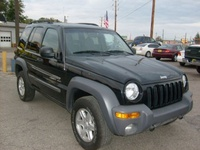 2002 Jeep Liberty picture, exterior