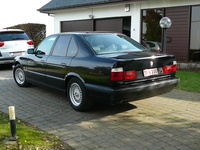 Picture of 1995 BMW 5 Series 525i, exterior