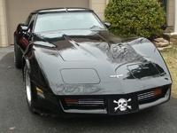 1980 Chevrolet Corvette picture, exterior