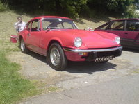 Picture of 1972 Triumph GT6, exterior, gallery_worthy