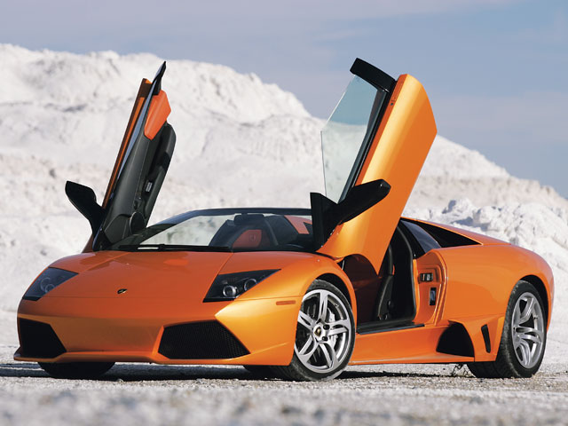 Lamborghini Murcielago Pics 1
