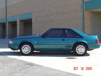 Picture of 1990 Ford Mustang LX Hatchback RWD, exterior, gallery_worthy