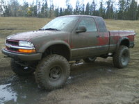 Picture of 1998 Chevrolet S-10 2 Dr ZR2 4WD Extended Cab SB, exterior, gallery_worthy