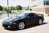 Picture of 1991 Mitsubishi 3000GT 2 Dr VR-4 Turbo AWD Hatchback, exterior, gallery_worthy