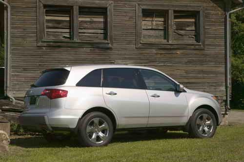 Acura MDX 2007-2009