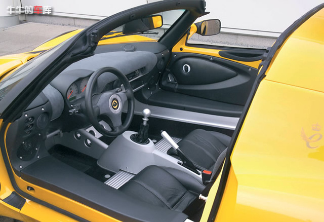 2004 Lotus Elise - Interior Pictures - CarGurus
