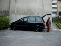 Picture of 2003 Opel Zafira, exterior